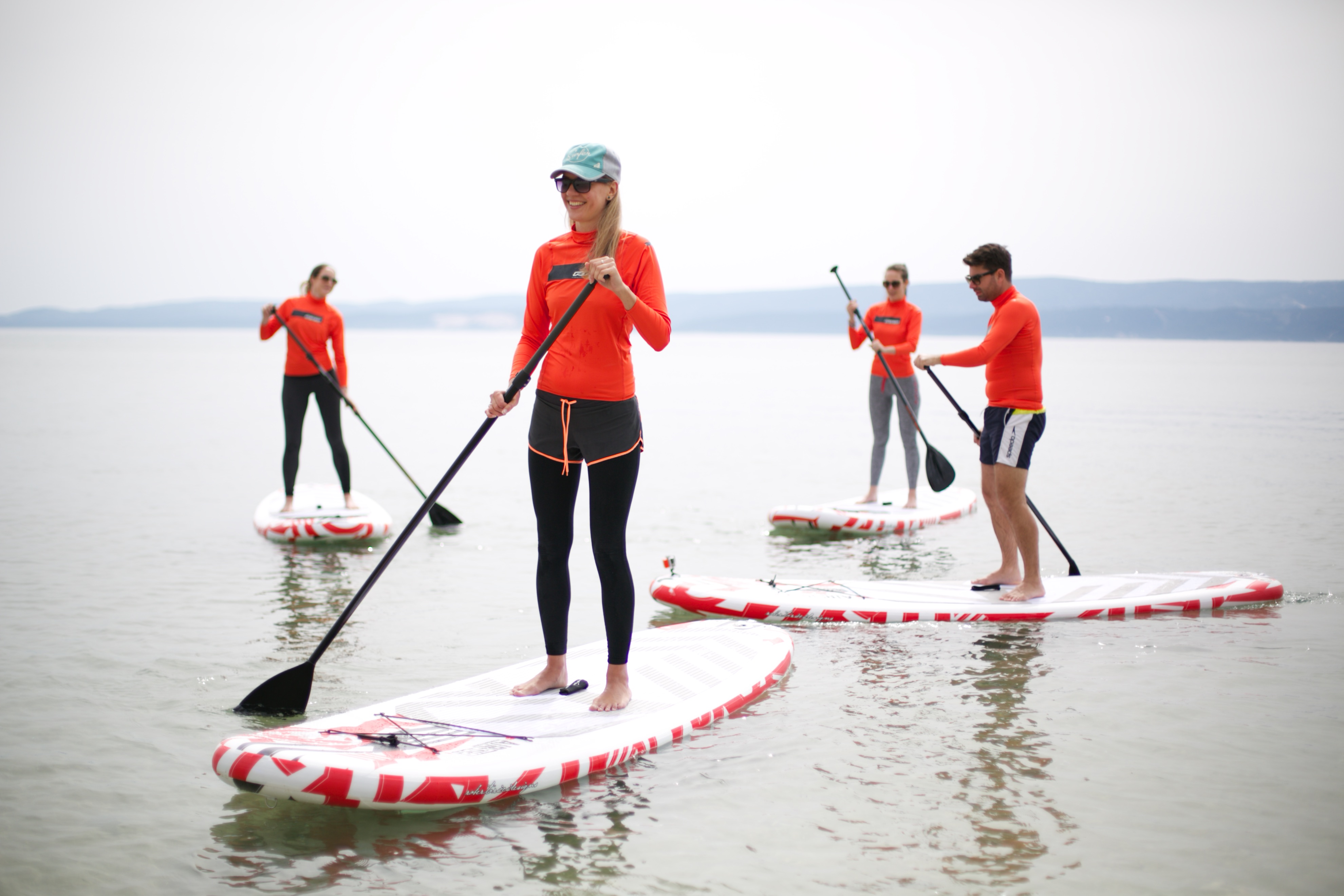 SUMMERSALT SUP YOGA RETREAT